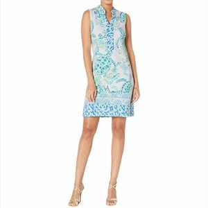LILLY PULITZER Larsen Shift Dress XS